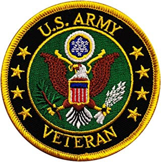 Best us army veteran patch Reviews