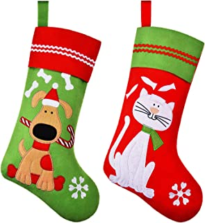 picture of pet on socks