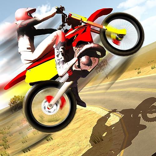 Bike Moto Stunt Racing 3D (Free)