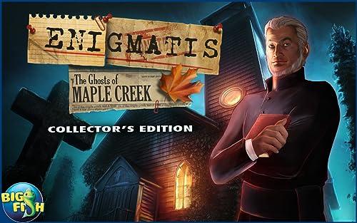 『エニグマティス:メープル・クリークの悪魔 (Kindle Tablet Edition)』の2枚目の画像