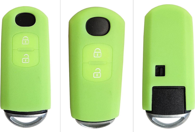Ck Mazda Auto Schlüssel Keyless Hülle Key Cover Case Elektronik
