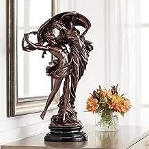 "Universal Lighting and Decor Floating Dancing Couple Bronze Finish 25 3/4"" High Sculpture - Kensington Hill"