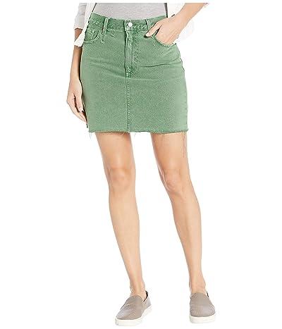 Lucky Brand Old Favorite Mini Skirt (Vintage Comfrey) Women