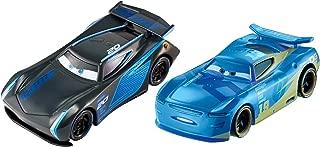 Disney Pixar Cars 3: Jackson Storm & Danny Swervez Die-cast 2-Pack