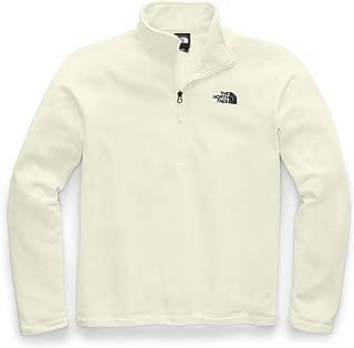 Men's Textured Cap Rock 1/4 Zip, Vintage White, XL