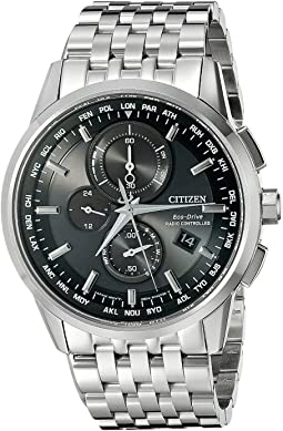 Citizen Watches AT8110-53E World Chronograph A-T
