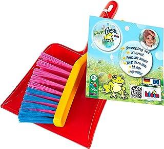 Theo Klein 6626 - Theo 236626 zestaw do zamiatania dla dzieci w worku