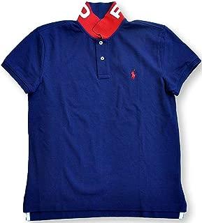 Ralph Lauren Polo Women Classic Fit Mesh Polo Shirt