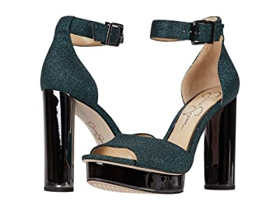 Jessica Simpson Everyn (Rainforest Green) Women
