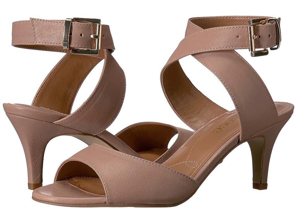 J. Renee Soncino (Nude Nappa) Women's Shoes