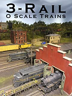 3-Rail O Scale Trains