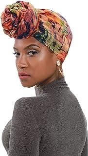 Century Star Women's Turban Soft Head Wrap Headbands Lightweight Long Shawl Scarfs Hijab for Women All Season African Turb...
