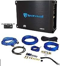 $69 » Rockville dB10 800w Peak Mono Car Audio Amplifier 200 Watt RMS + Amp Wire Kit