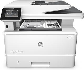 HP 惠普 LaserJet Pro M426dw 多功能激光打印机 (打印,扫描,复印,WLAN,LAN,双面打印,HP ePrint,Apple Airprint,USB,4800 x 600 dpi) 白色