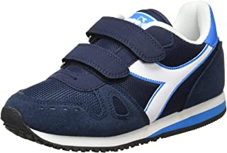 Diadora - Sneakers Simple Run PS per Bambino e Bambina