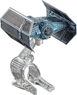 Hot Wheels Star Wars Darth Vader's Tie Advanced X1 Prototype Die-Cast Vehicle