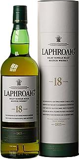 Laphroaig 18 Jahre Islay Single Malt Scotch Whisky 1 x 0.7 l