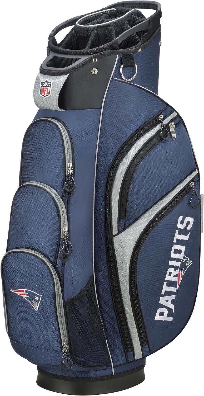 Wilson NFL Golf Bag Regular discount 70% OFF Outlet Cart