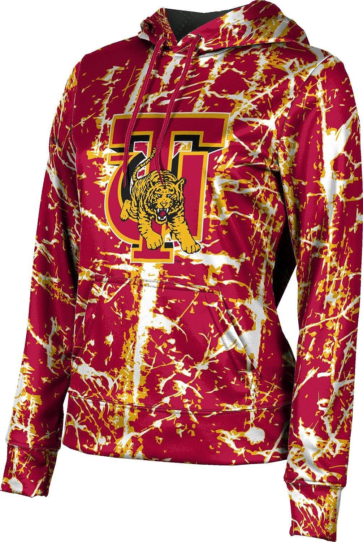 ProSphere Tuskegee University Girls' Pullover Hoodie, School Spirit Sweatshirt (Distressed)