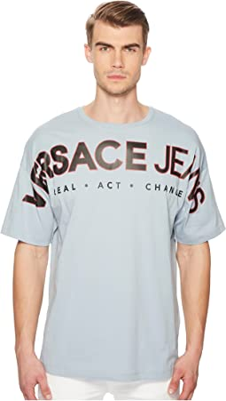 Versace Jeans - Exploded Logo Tee
