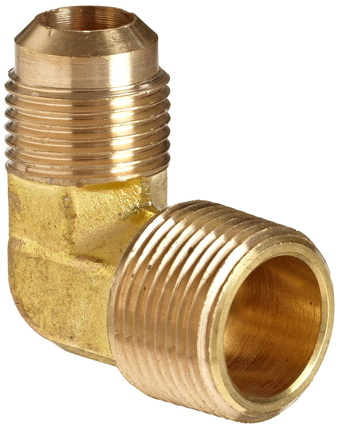 Anderson Metals 04049-1208 Brass Tube 90 Fitting Jacksonville Mall Degree Elbow Popular products