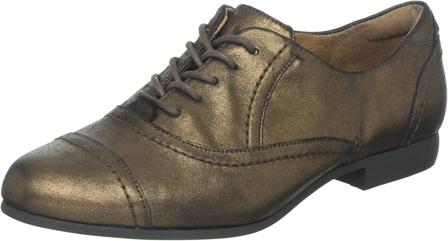 Clarks Women's Charlie Cap Oxford