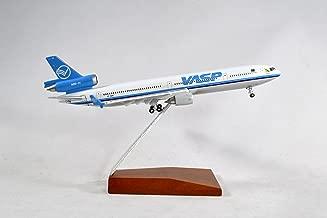 GeminiJets VASP McDonnell Douglas MD-11 Diecast Airplane Model PP-SPK With Stand 1:400 Scale Part# GJVSP175