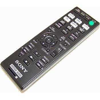 MHCEC909IP MHC-E99I HCD-EC98 HCDEC98 MHC-EC909IP OEM Sony Remote Control Originally Shipped With: MHCE99I
