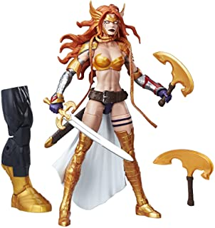 Hasbro Marvel Guardians of The Galaxy 6-inch Legends Series Marvels Angela