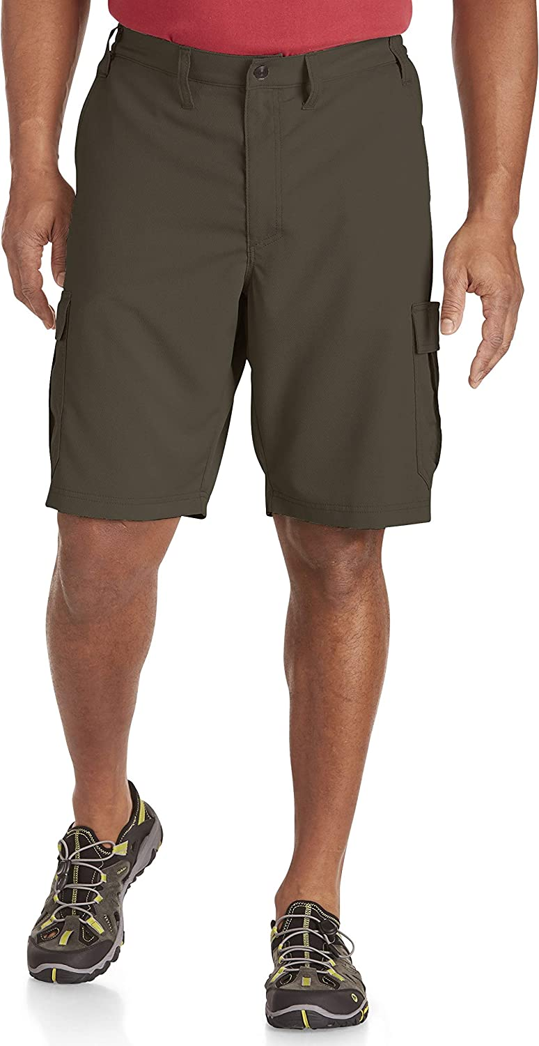 LEE Men's Big Tall Bombing Raleigh Mall new work Dungarees Short Performance Cargo