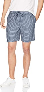 Amazon Essentials Men's Stripe Drawstring Walk Short