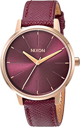 Nixon Kensington Leather X Lux Life Collection