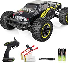 VCANNY Large Size 1: 10 Scale Electric Remote Control Truck with High Speed 40km/H 4WD 2.4Ghz, Radio Controlled Off Road R...