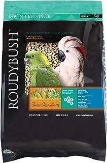 RoudyBush Daily Maintenance Bird Food, Medium, 25-Pound