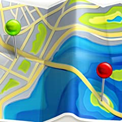 View Maps in Road View or Satellite View Get Turn by Turn Directions Save Maps for Offline Viewing