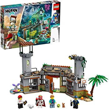 Lego Hidden Side 70432 Haunted Fairground Set Ar Games App Interactive Multiplayer Augmented Reality Playset For Iphone Android Amazon Co Uk Toys Games