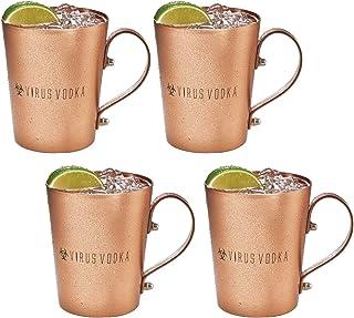 Virus Vodka Monster Moscow Mule Mug (4)