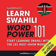Learn Swahili - Word Power 101