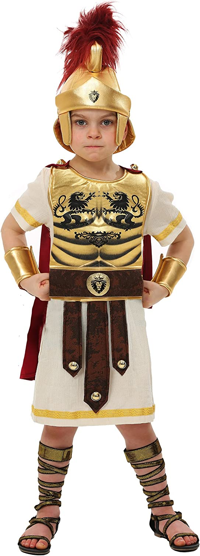 Roman Gladiator New item Champion Costume San Antonio Mall Toddler