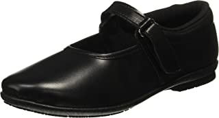 Prefect (from Liberty) Unisex S/Girl-16 Black Formal Shoes