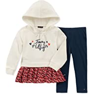 Tommy Hilfiger Baby Girls 2 Pieces Tunic Pants Set