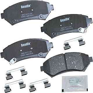 Bendix Premium Copper Free CFC699K1 Ceramic Brake Pad (Front)