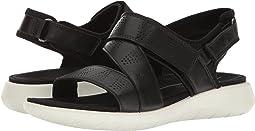 Soft 5 Cross-Strap Sandal