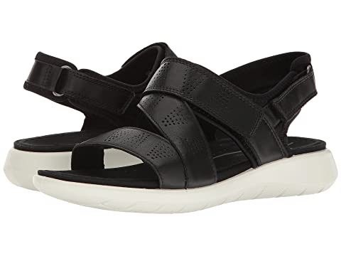 474a407bd980 ECCO Soft 5 Cross-Strap Sandal at 6pm