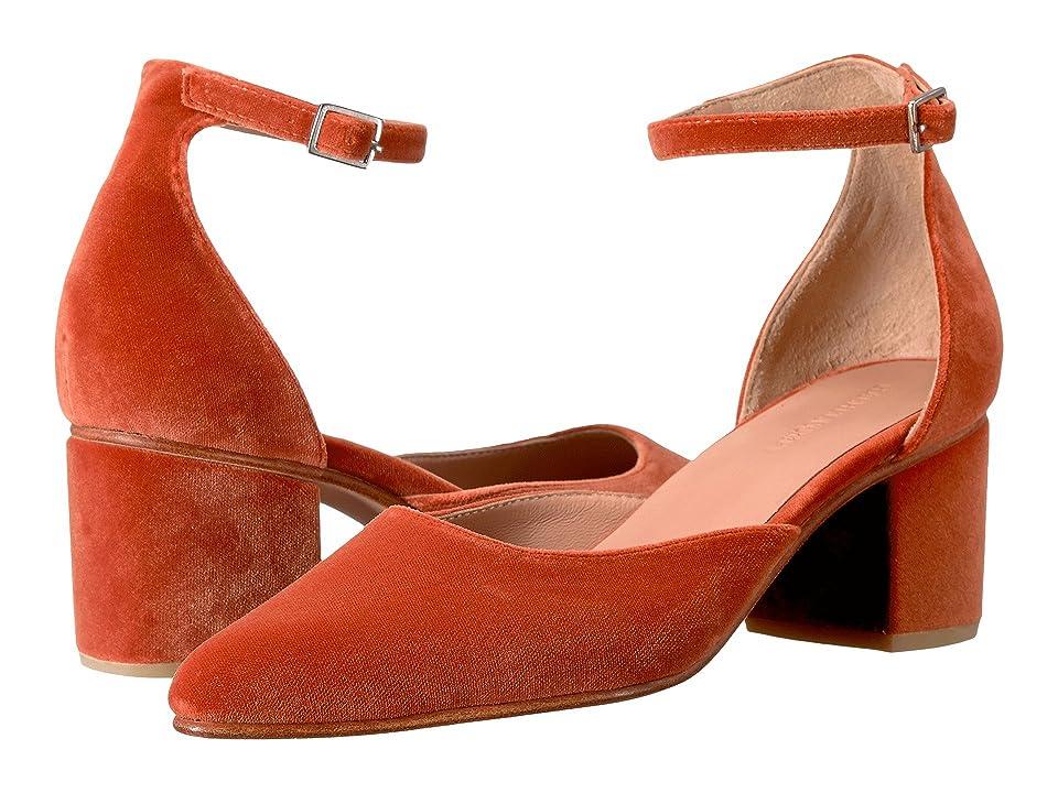 Rachel Comey Tetra (Salmon Velvet) High Heels