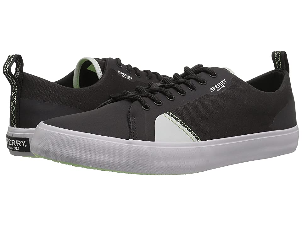 Sperry Flex Deck LTT Canvas (Black) Men