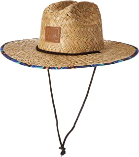 Men's Outsider Straw Sun Protection Hat