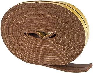 Packcenter Aislador de frío PVC marrón, 9 mm x 6 m