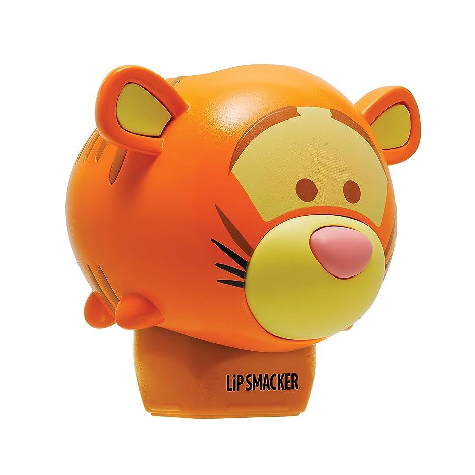 やさしく歴史戦うツムツムクマのプーさん ティガー 丸っこいリップ LIP SMACKER リップスマッカー 甘いリップバーム
