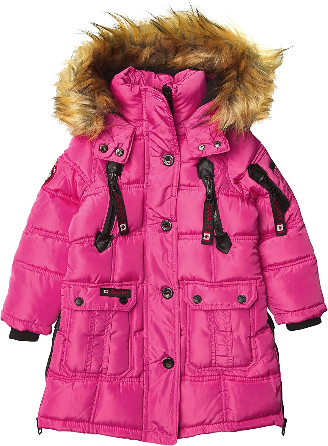 Canada Al sold out. Weathergear Girls' Selling and selling Puffer Long